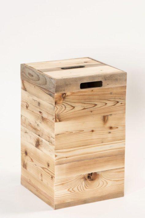 altholz sideboard cargo dunkel aus sbb transport rahmen. Black Bedroom Furniture Sets. Home Design Ideas